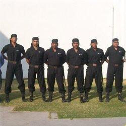 Commando Security Services in jaipur